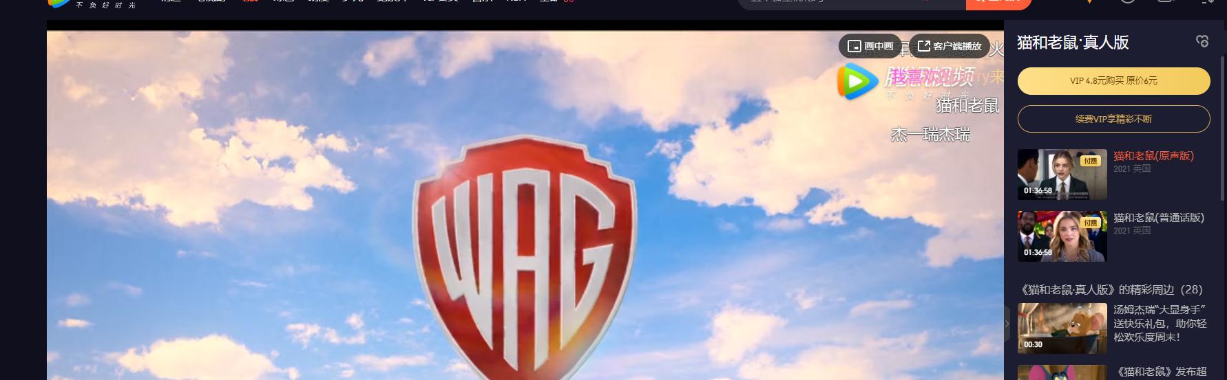 各大视频网站vip付费资源解析
